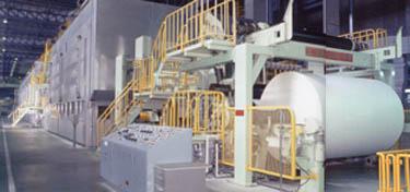 ロール紙製造